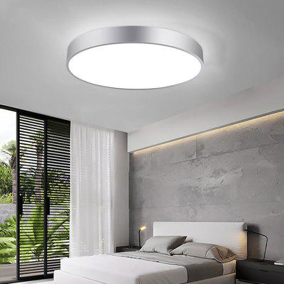 RHGD A5102 24W 220V LED Round Side Ceiling Lamp for Balcony Aisle Study Bedroom