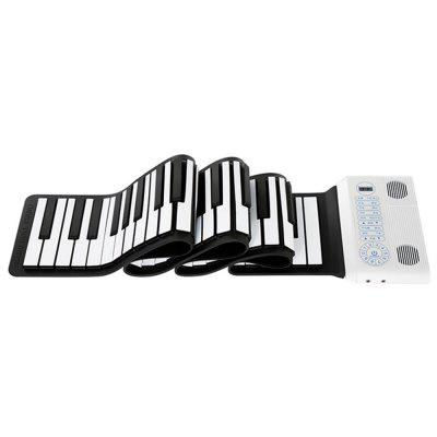 iWord S3061 Hand Roll Silicone Electronic Organ