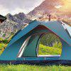 Outdoor Folding Automatic Camping Spring Tent - MEDIUM SEA GREEN