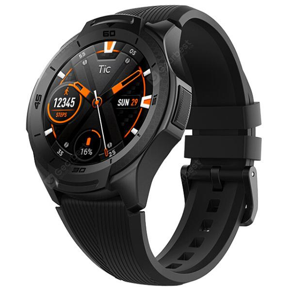 Ticwatch S2 Swimming Posture Recognition GPS Smart Watch