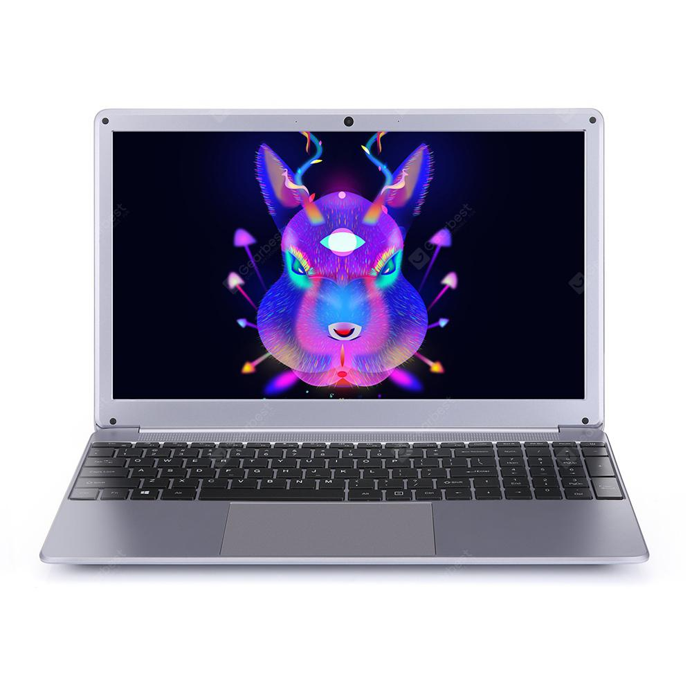 AIWO I8 Plus 15.6 inch Laptop - Light Gray