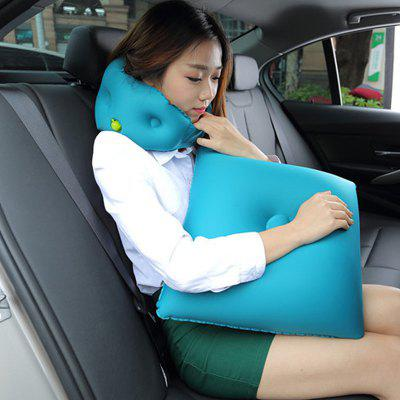 Outdoor Portable Inflatable Neck Pillow