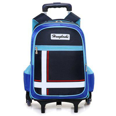 HONGBOSHI 508 Waterproof Oxford Cloth Six Rounds Trolley Bag