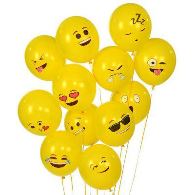 Party Expression Balloons Decoration Toys 50st