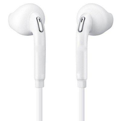 S6 Stereo Wired Earphone