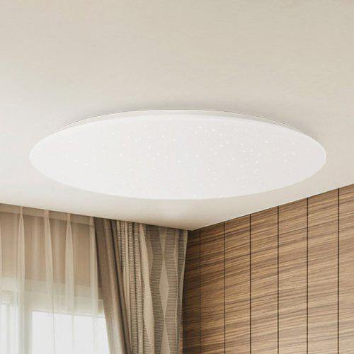 Gearbest Yeelight JIAOYUE YLXD05YL 480 LED Ceiling Light - White White Lampshade Smart APP / WiFi / Bluetooth Control 200 - 240V with Remote Controller ( Xiaomi Ecosysterm Product )