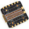 HGLRC Forward 45A 4-w-1 BLHeli - 32 2 - 6S Mini ESC dla FD445 Stack - NATURAL BLACK