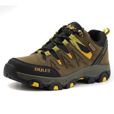 Men's Anti-collision Toe Running Hiking Shoes Sports Outdoor