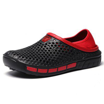 Men's Honeycomb Holes Slippers Breathable Cool