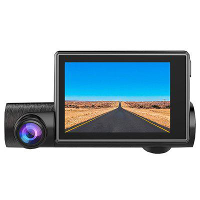 Alfawise LS02 1080P FHD Dash Cam Smart WiFi Car DVR with GPS