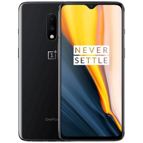 Gearbest OnePlus 7 4G Phablet Global Version Android 9.0 - Gray 6.41 inch / Snapdragon 855 / 8GB RAM + 256GB ROM / 48.0MP + 5.0MP Rear Camera / 3700mAh Battery