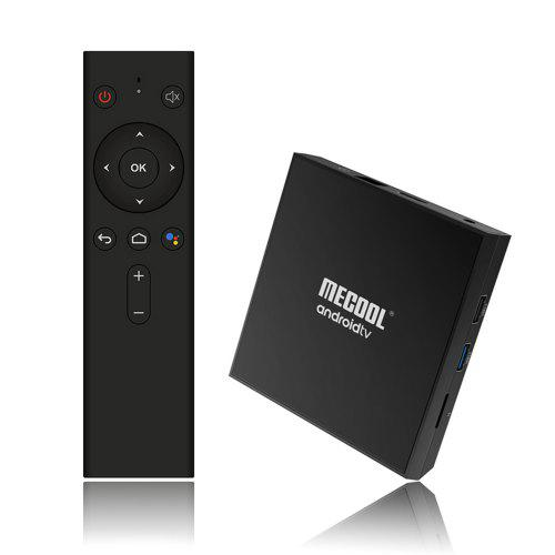 MECOOL KM9 Pro Classic Google Certificated Voice Control Android TV Box