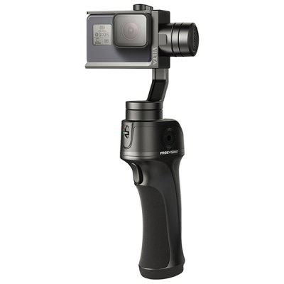 Handheld Three-axis Shooting Stabilizer for GoPro7 Sports Camera