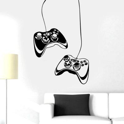 MU4301 Game Controller Room Decoration Wall Sticker