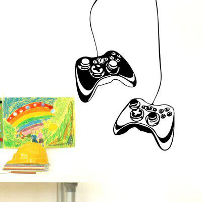 MU4301 Gamepad Decorative Wall Sticker