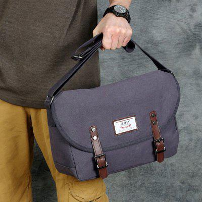 Canvas Men's Messenger Bag
