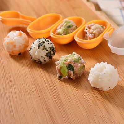 Shake Rice Ball Mold Set