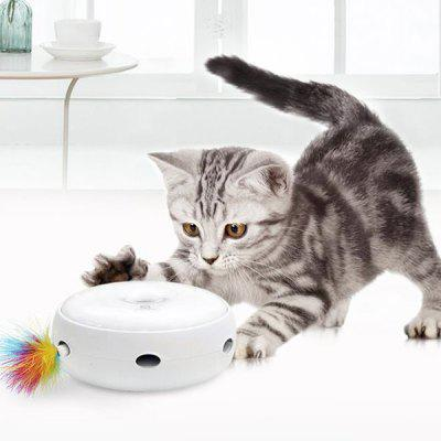 Smart Electric Feather Funny Cat Toy