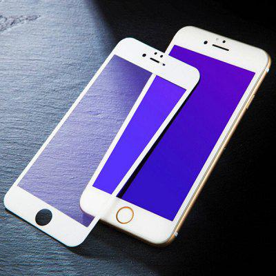 Anti-blauwe gehard glas screen protector voor iPhone 6 / 6S
