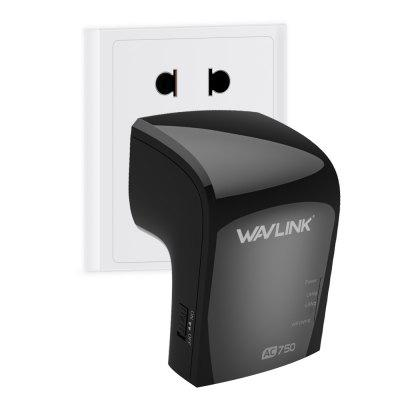 WAVLINK WL - WN577A2 AC750 Dual Band Wireless Router