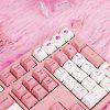 AKKO 3108 V2 Type-C Wired Mechanical Gaming Keyboard - PINK