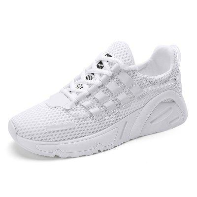 Chaussures pour femmes Respirant Mesh Upper Casual Casual