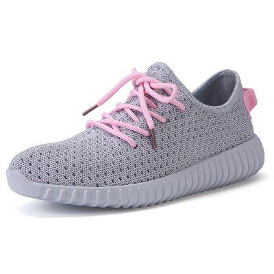 Chaussures pour femmes Mesh Upper Casual Respirant