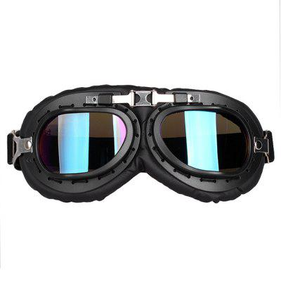 BSD-A124 Motorcycle Riding Goggle Harley Helmet Outdoor Glasses