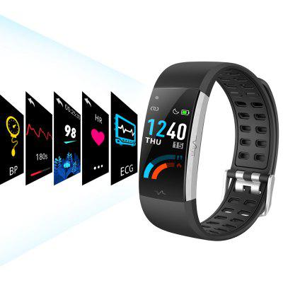 Alfawise I7E Bracelet Connecté d'Analyse Intelligente AI de Moniteur ECG