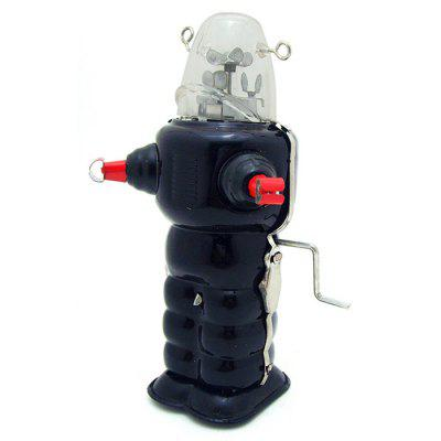 MS207 Space Robot Adult Collection Tin Toy