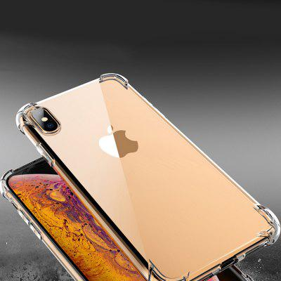 Capa de telefone transparente para iPhone6 ​​/ 6S / iPhone 6 Plus / 6S Plus / iPhone 7/8 / iPhone / XS / iPhone XR / iPhone XS Max