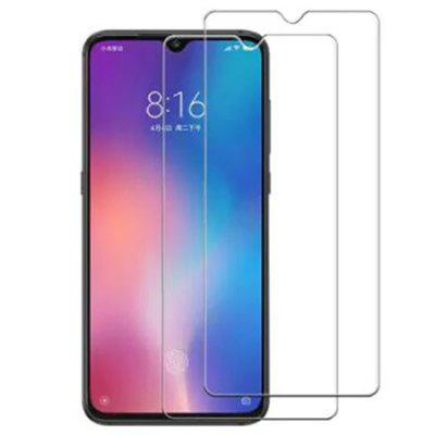 2.5D Curved Surface 9H Explosion-proof Anti-scratch Anti-fingerprint Tempered Film for Xiaomi Mi 9 2pcs