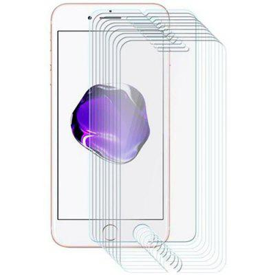 Transparent Screen Protector for iPhone 7 / 8 10pcs