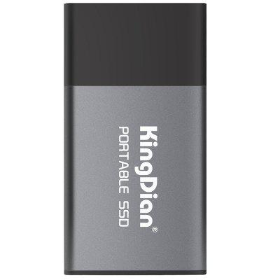 KingDian P10 USB 3.0 External SSD As Small As a USB Disk Delivers Much Higher Performance for Only $42.99
