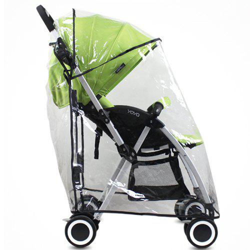 Stroller Cover Thicken Warm Baby Stroller Cover Universal Size for Rainproof Windproof Waterproof Snow-Proof Dust Proof Sunshade