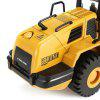 HUINA 1:50 Shovel Truck Diecast Model Toy - YELLOW