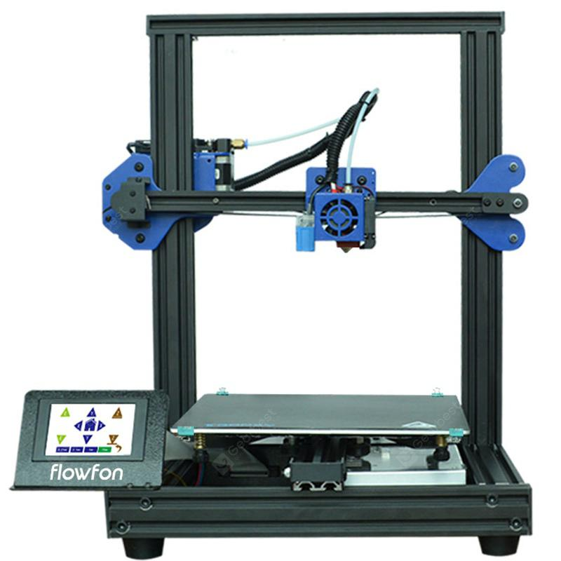 Flowfon P20 Fast Assembly 3D Printer wit