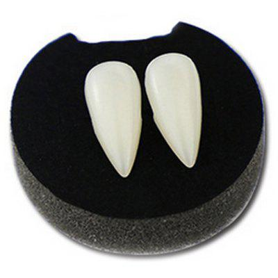 Creative Vampire Denture for Festival Decoration 2PCS
