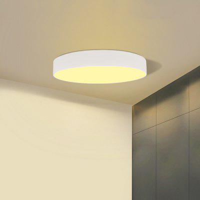 Best Price Offdarks 24w Modern Led Ceiling Light With 2 4g Remote Control For Living Room Bedroom