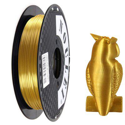 3D Print PLA Filament Silk 1.75mm 500g Spool Dimensional Accuracy +/- 0.02mm