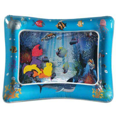 Marine Animal Inflatable Water Cushion