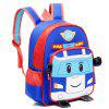 G165 Waterproof Nylon Cartoon Children's Backpack - COBALT BLUE
