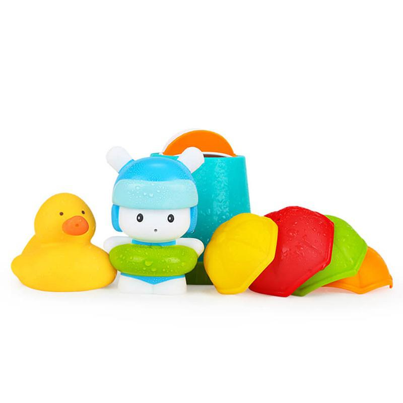 Xiaomi MiTU Cartoon Water Bath Toys Set - Multi