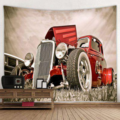 Home Retro Locomotive Tapestry
