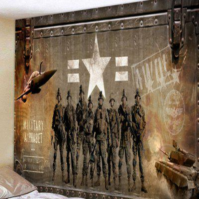 Home Cool Military Tapestry
