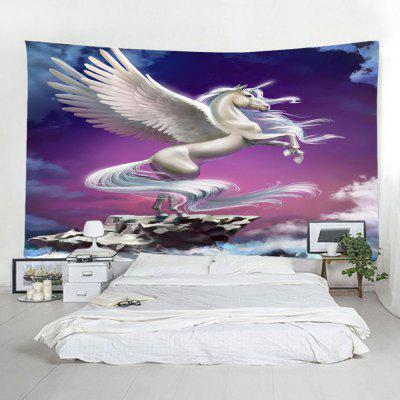 Home Flying Unicorn Tapestry
