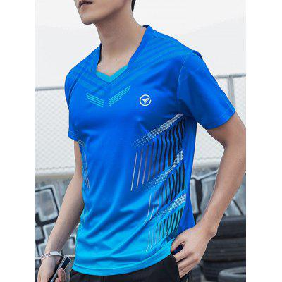 Unisex Sportswear T-shirt Quick-drying for Sports