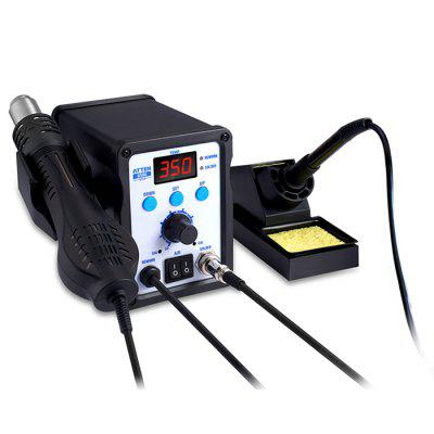 ATTEN AT8586 ( V3.0 ) Lead-Free Soldering Desoldering 2 in 1 Repair Station