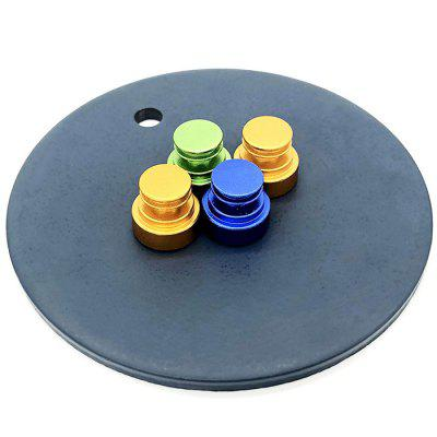 MiniDSO MH14 Circuit Board Magnetic Welding Bracket Set Fixed Plate Random Color