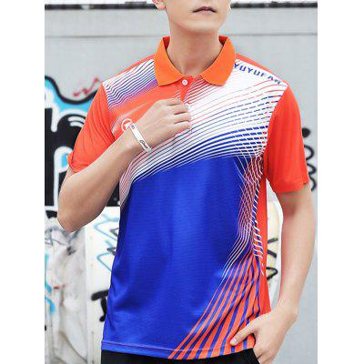 Men's Quick-drying T-shirt Volleyball Training Suit